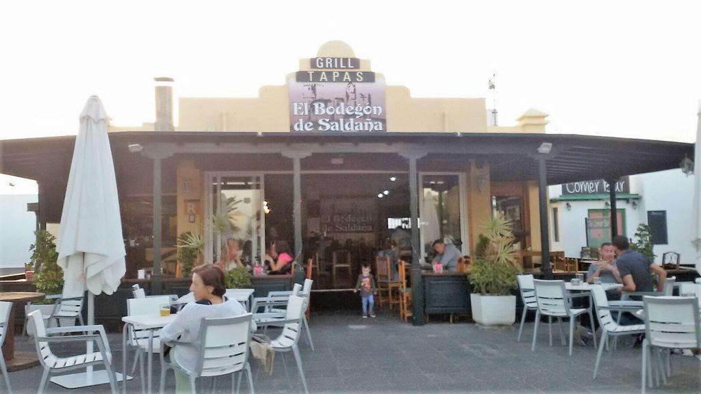 bar de Tenerife